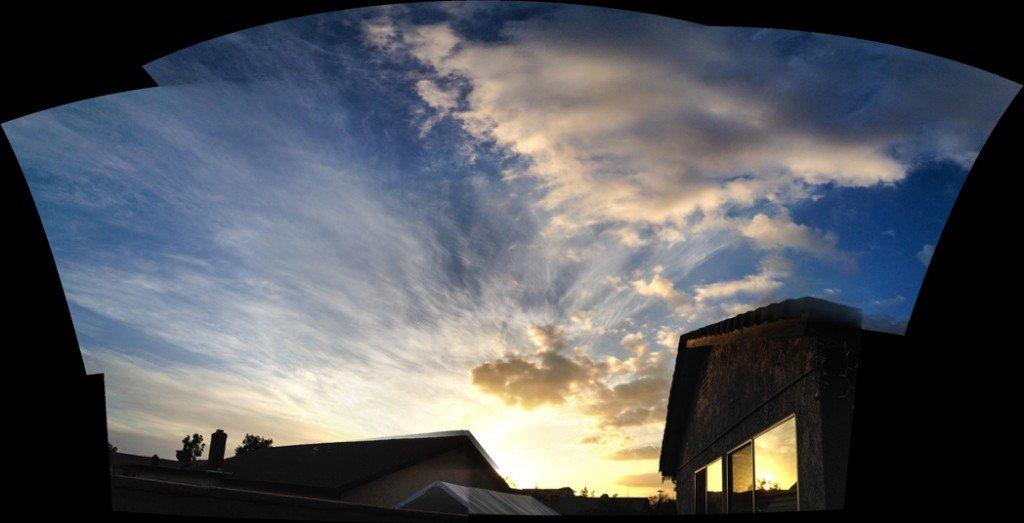 iPhone Panorama Apps