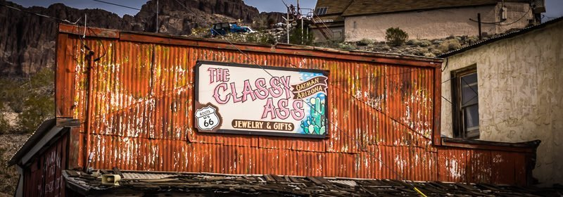 Oatman, Arizona, Ghost Town