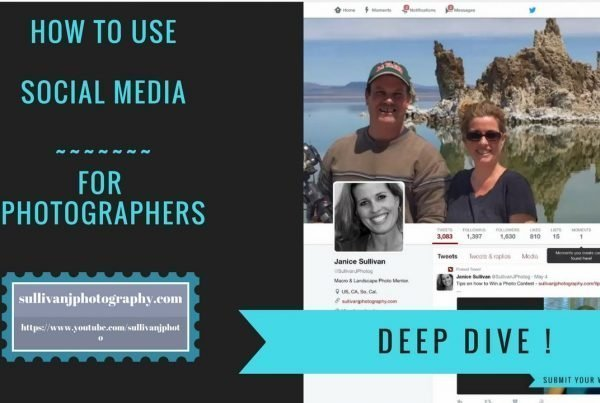 How to Use Social Media for Photographers