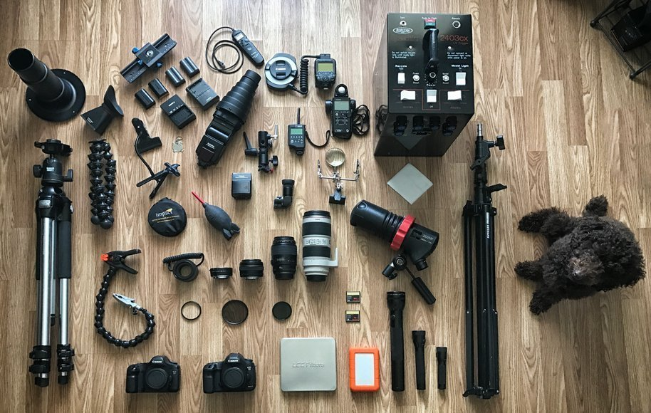 Do You Need Expensive Photo Equipment to Be a Professional?