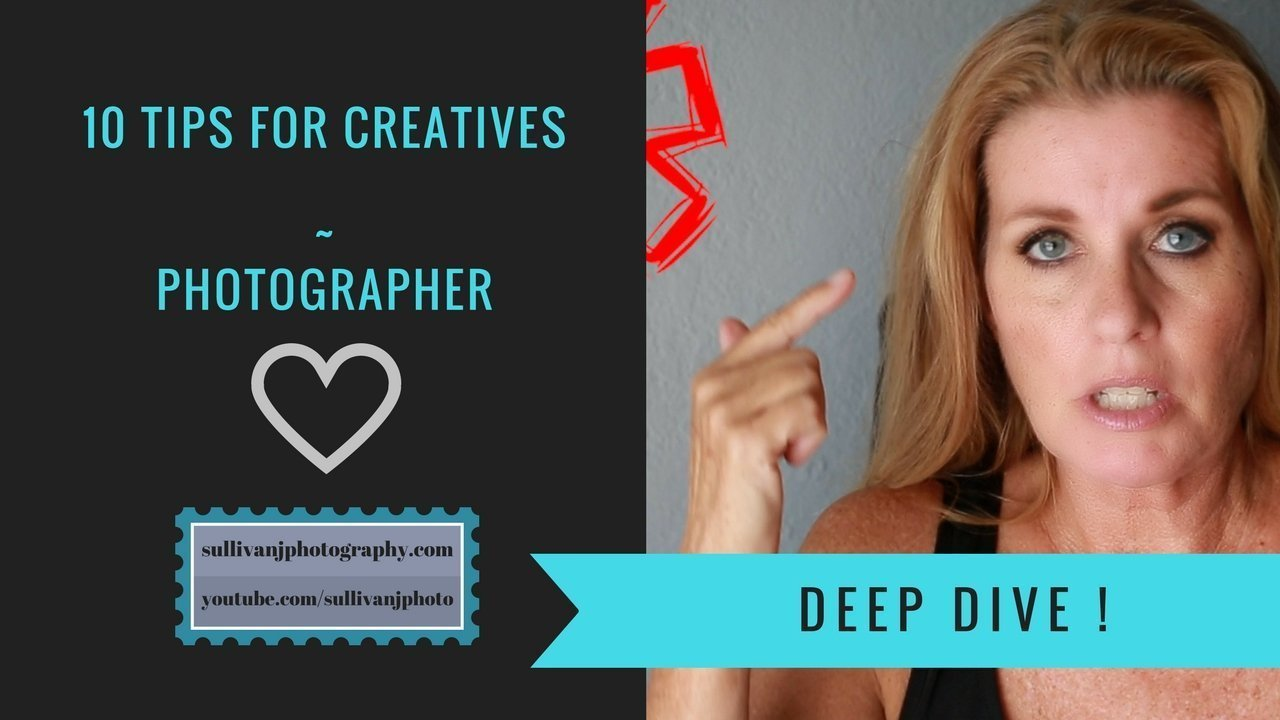 10 Tips for Creatives – Photographers