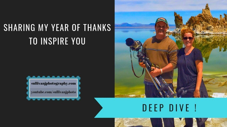 Sharing my Year of Thanks to Inspire You