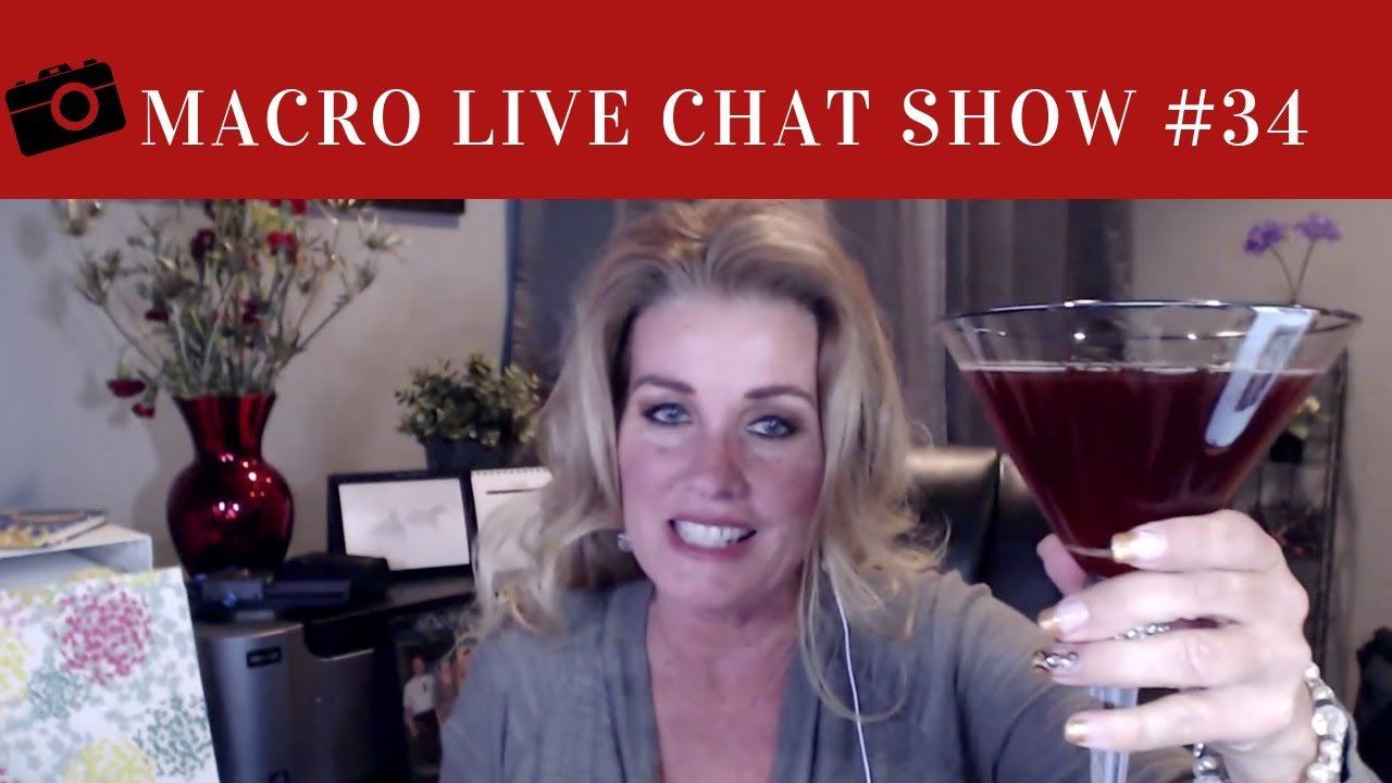 Macro Live Chat Show #34 – Happy New Year