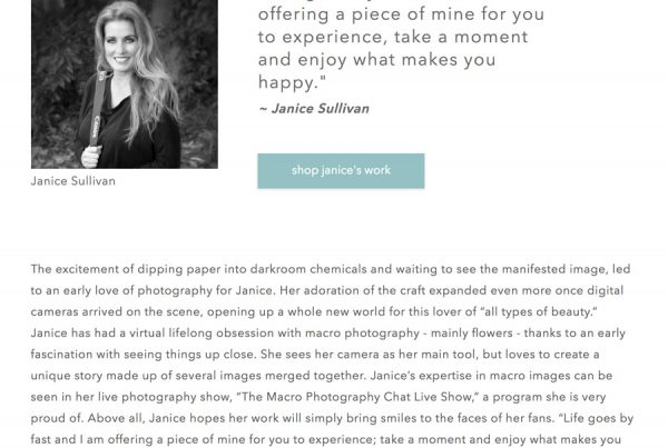 Thirty9, Janice Sullivan, Sullivan J Photography
