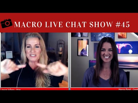 Macro Photography Live Chat Show #45 – Monica Royal