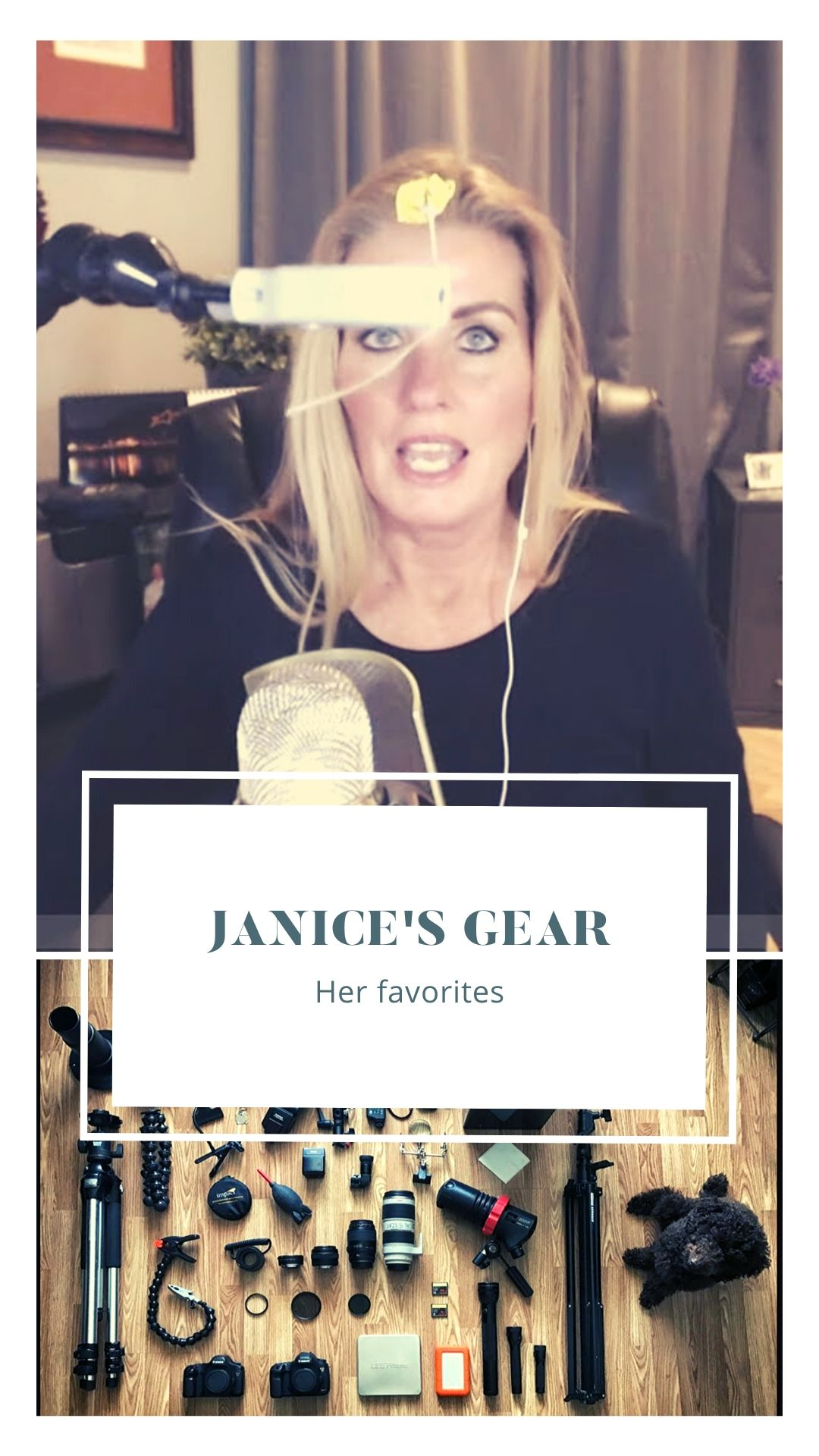 janices gear