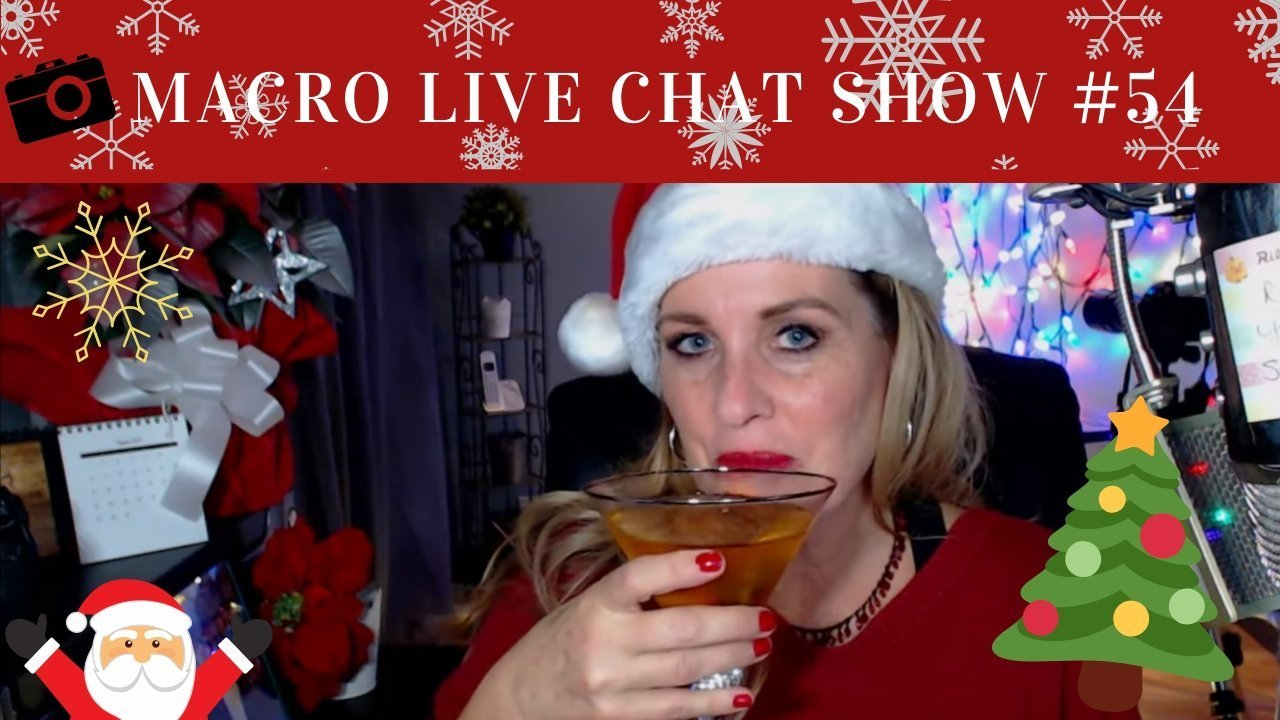 Macro Photography Live Chat Show 54 – Holiday Special