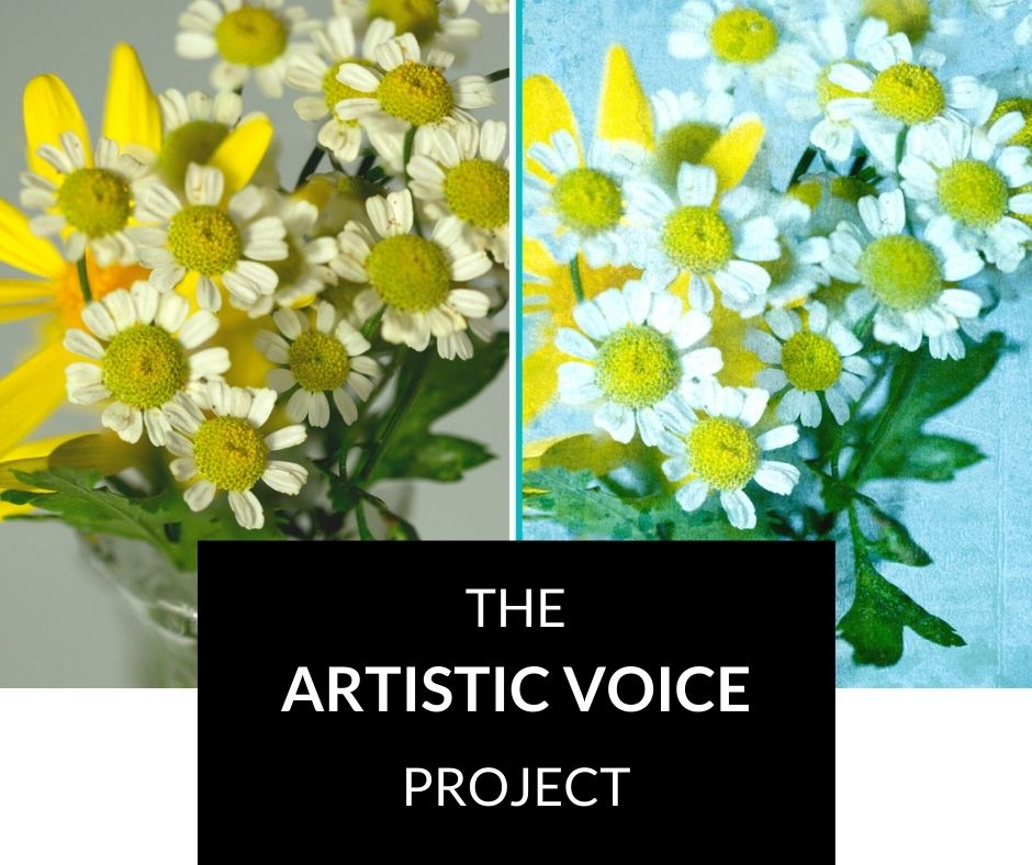 finding your artistic photography voice