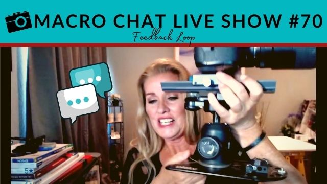 Macro Photography Live Chat Show 70 - Feedback Loop