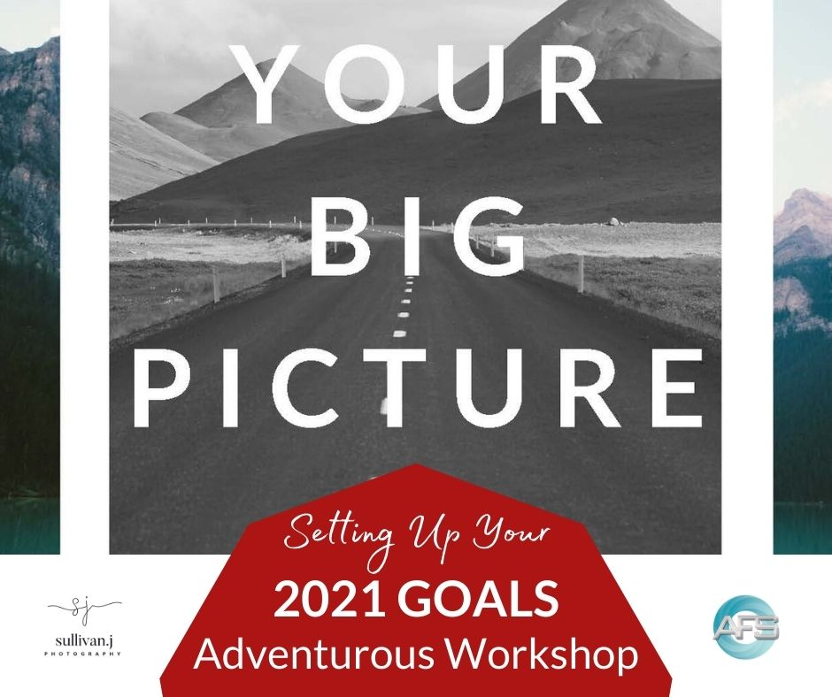 2021 photography goal setting