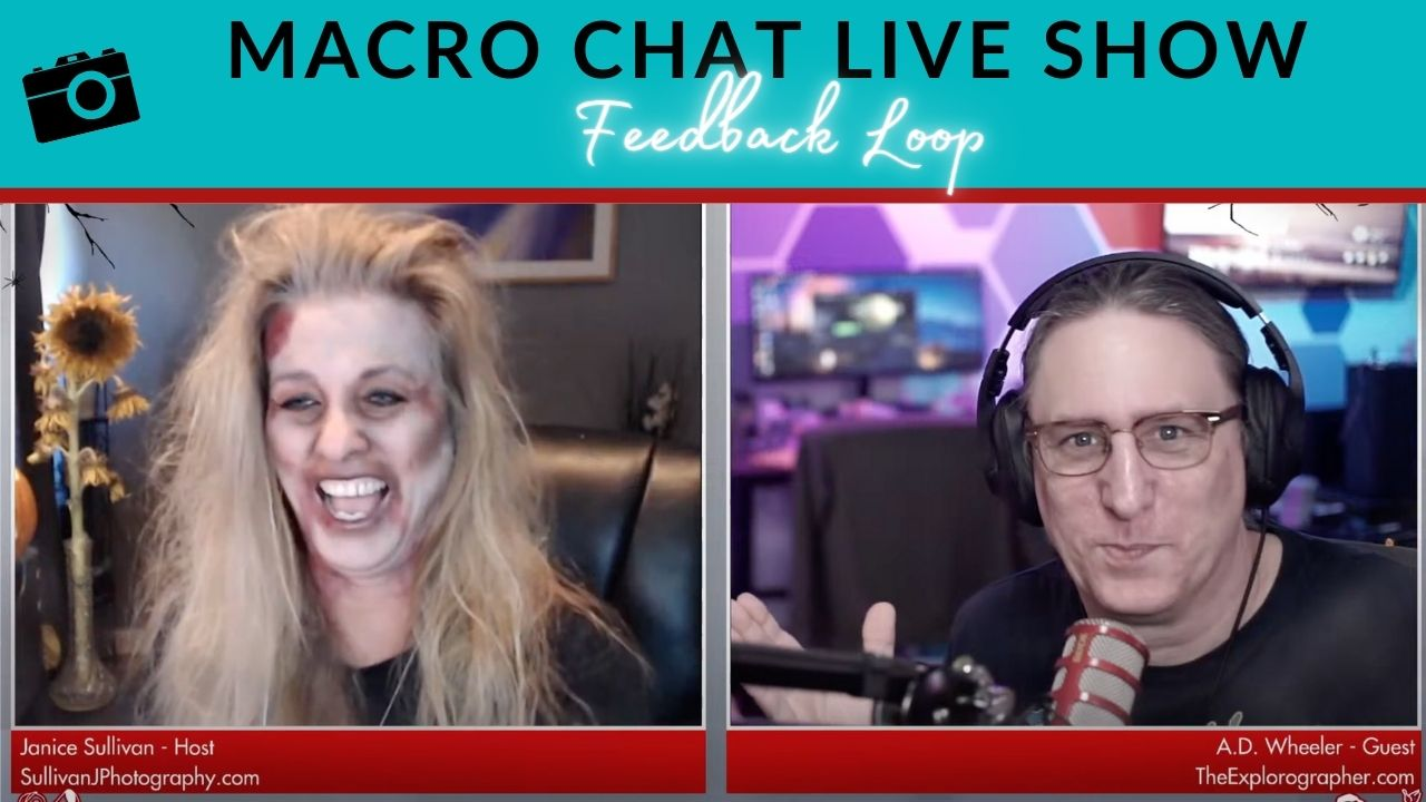 macro chat live show spooktacular