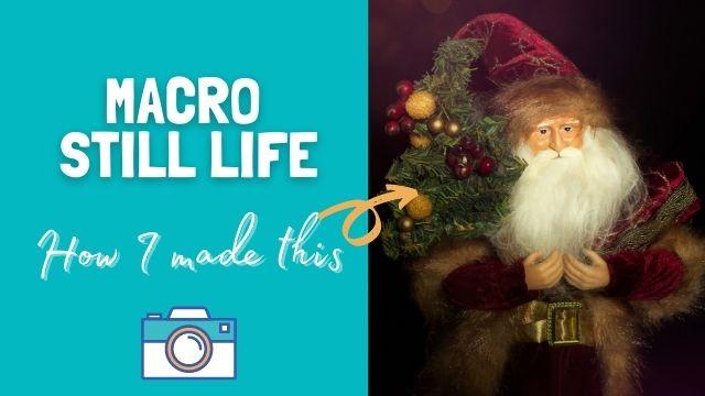 Macro Photography Still Life – Short