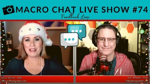 Macro Chat Live Show 74 – Holiday Spirit