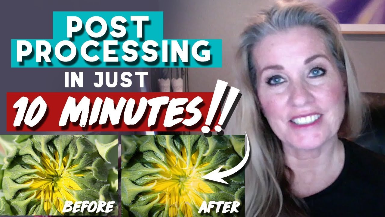 post-processing in 10 minutes