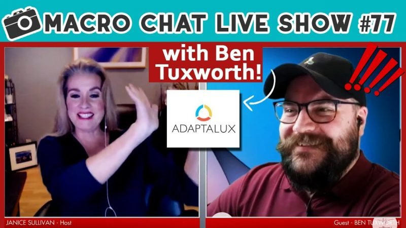 macro chat live show ben tuxworth