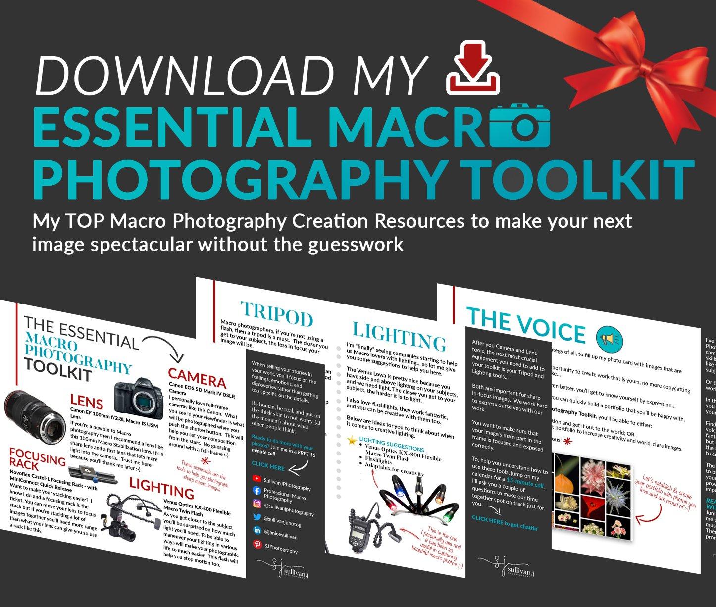 downloadable macro tookit details