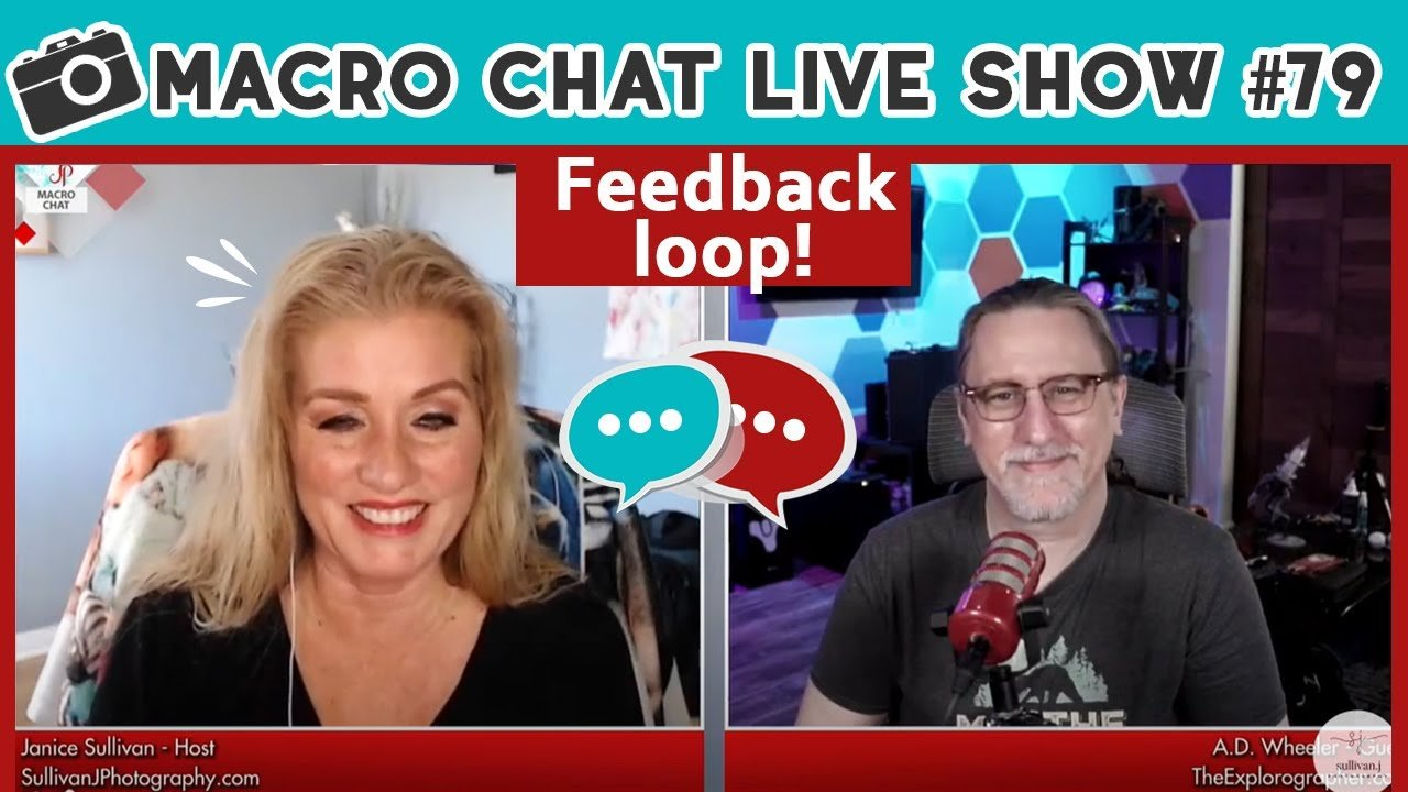 Macro Chat Live Show  #79 – Feedback Loop