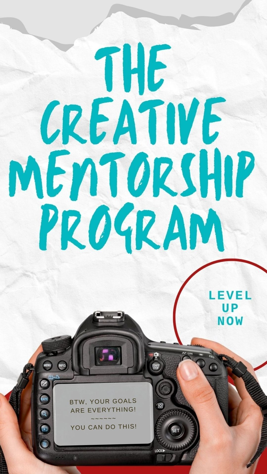 the creative mentorship program for macro and landscape photographers